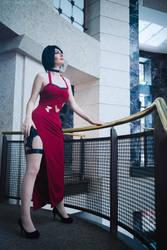 Ada Wong by AllyAuer