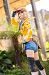 Cindy Cosplay