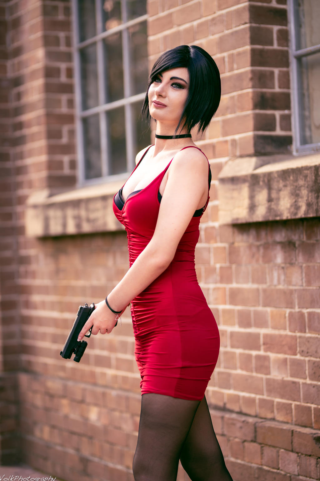 RE2 Ada Wong Outfit for G3F - Render-State