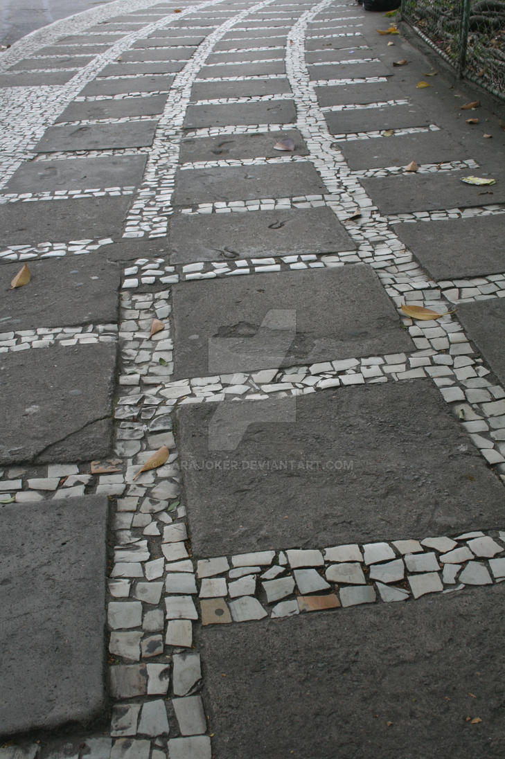 walk way by SaraJoker