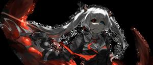 Miku Ghoul by Juan-Start