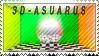 3DAsuarus Stamp