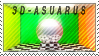 3DAsuarus Stamp by TomerM