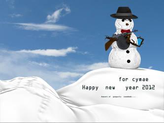 secret santa - for cymae