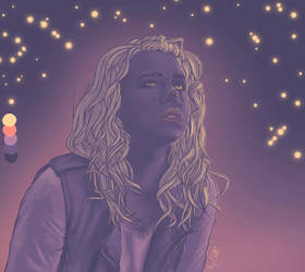 Rose Tyler - Colour Palette Challenge