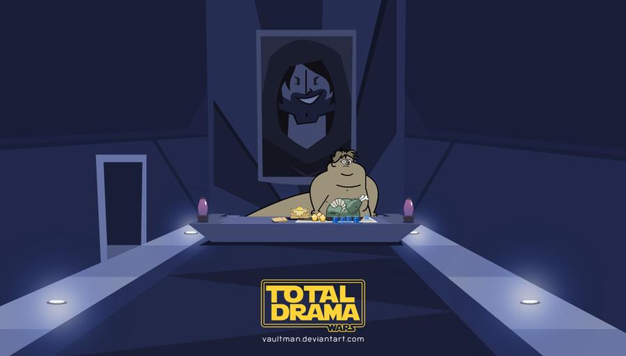 Total Drama Wars - Last announce by VaultMan