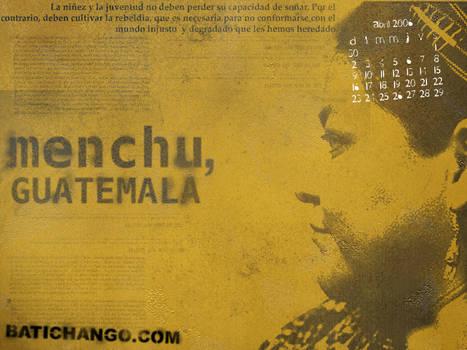 Baticalendario 2006 Abril