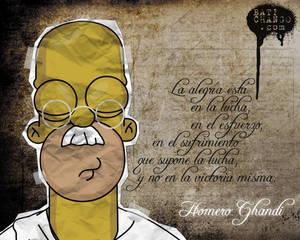 Homero Ghandi