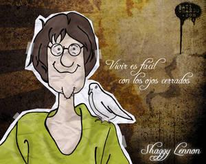 Shaggy Lennon