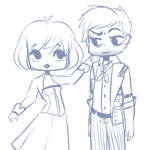 Bookeli sketch