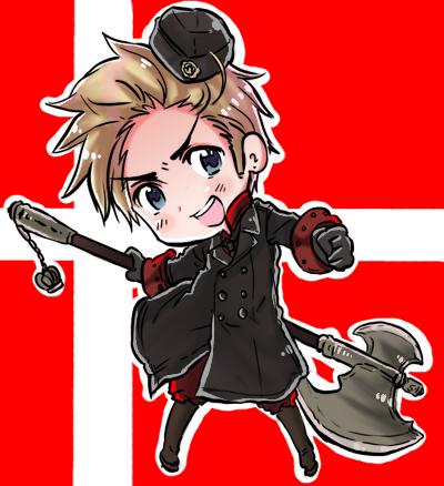 Denmark x reader x sweden lemon