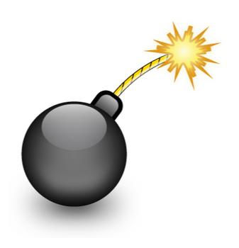 Bomb by DarkStORMWORLd