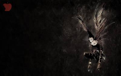 Ryuk Wallpaper by DarkStORMWORLd