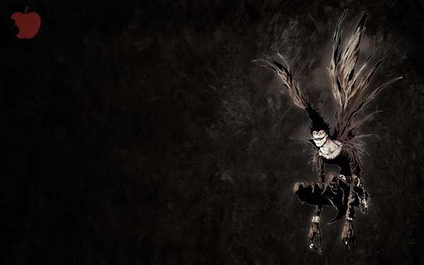 light and ryuk wallpaper - photo #24