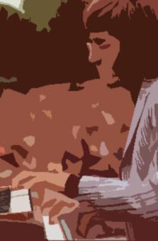 Ray Manzarek by WantFriesWithThat
