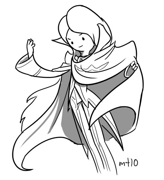Marceline Zero by empty-10
