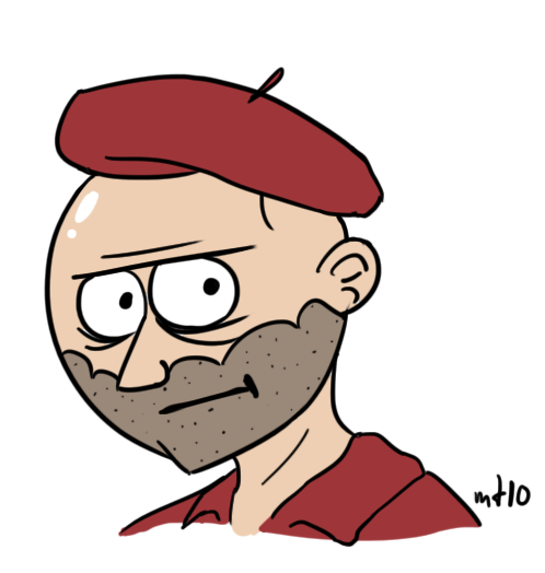 Benson human regular show