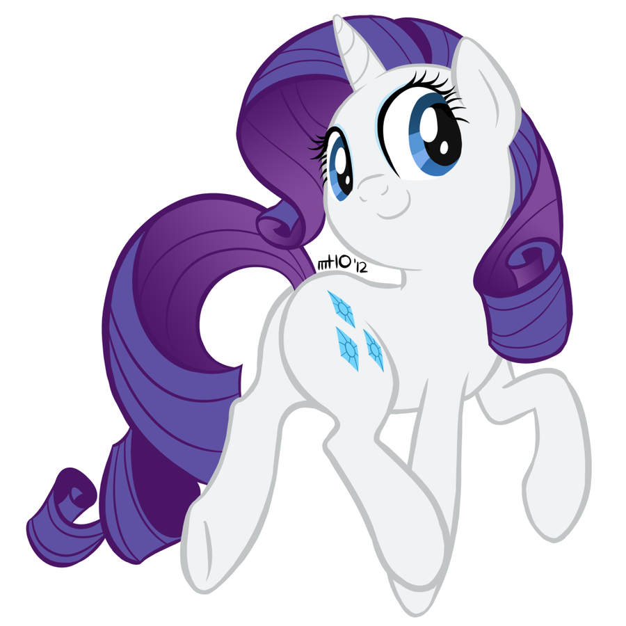 Rarity Redux by empty-10