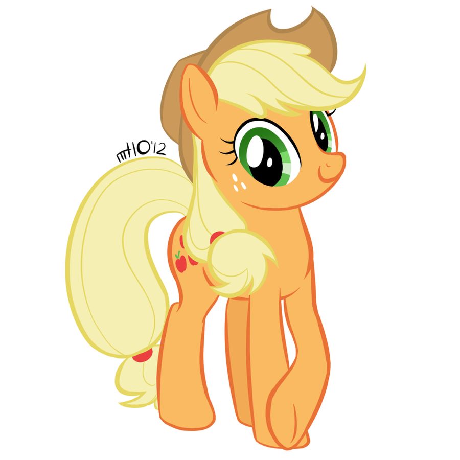 Applejack Redux by empty-10