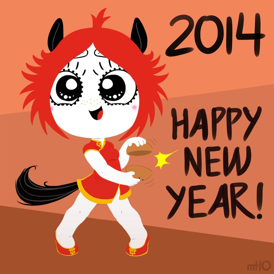 ruby gloom chinese new year 2014 by empty 10 - Chinese New Year 2014