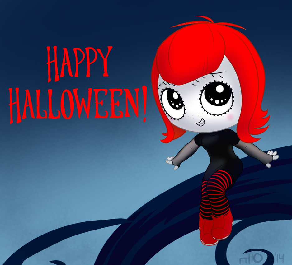 Happy Halloween! 2014 by empty-10