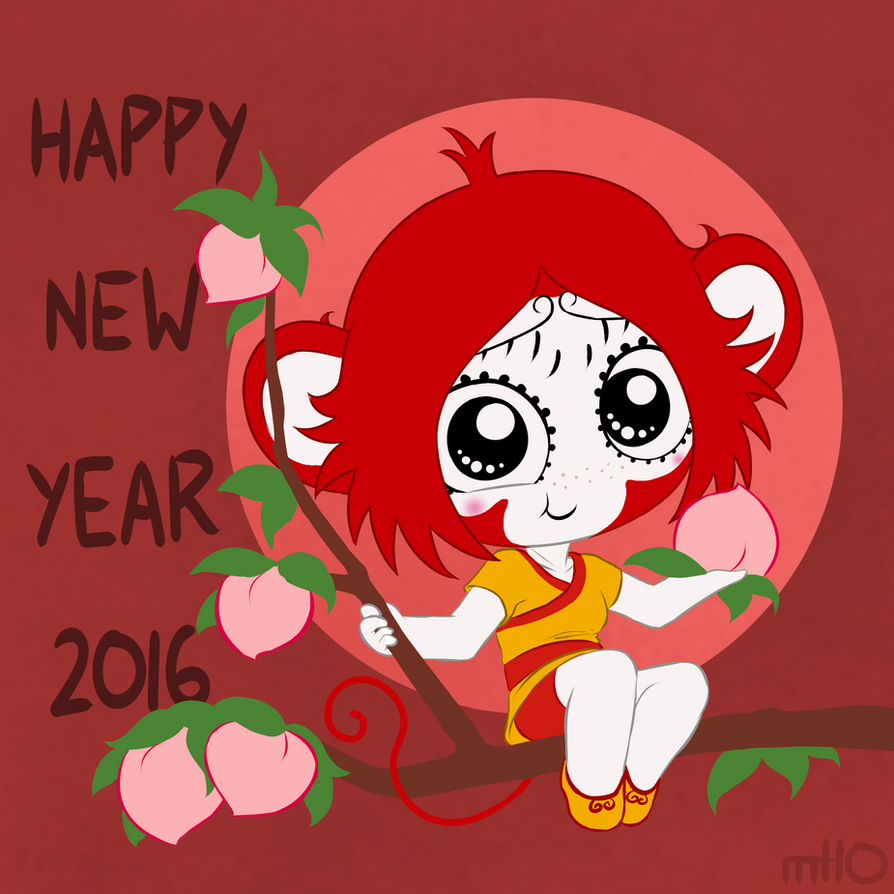 Ruby Gloom Chinese New Year 2016 by empty-10