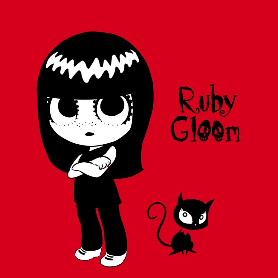 Ruby the Strange by empty-10