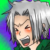 Gokudera icon by Keino-tjan