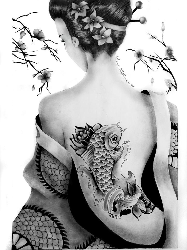 Geisha by Adri90