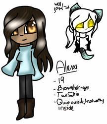 Alexa {Mutants2018} by MinecraftLovesMedi