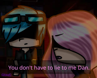 (Contest Entry) Don't Have to Lie by MinecraftLovesMedi