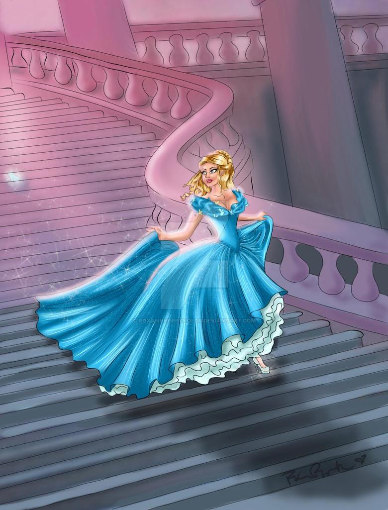 Cinderella 2015 By Roxannerreynolds