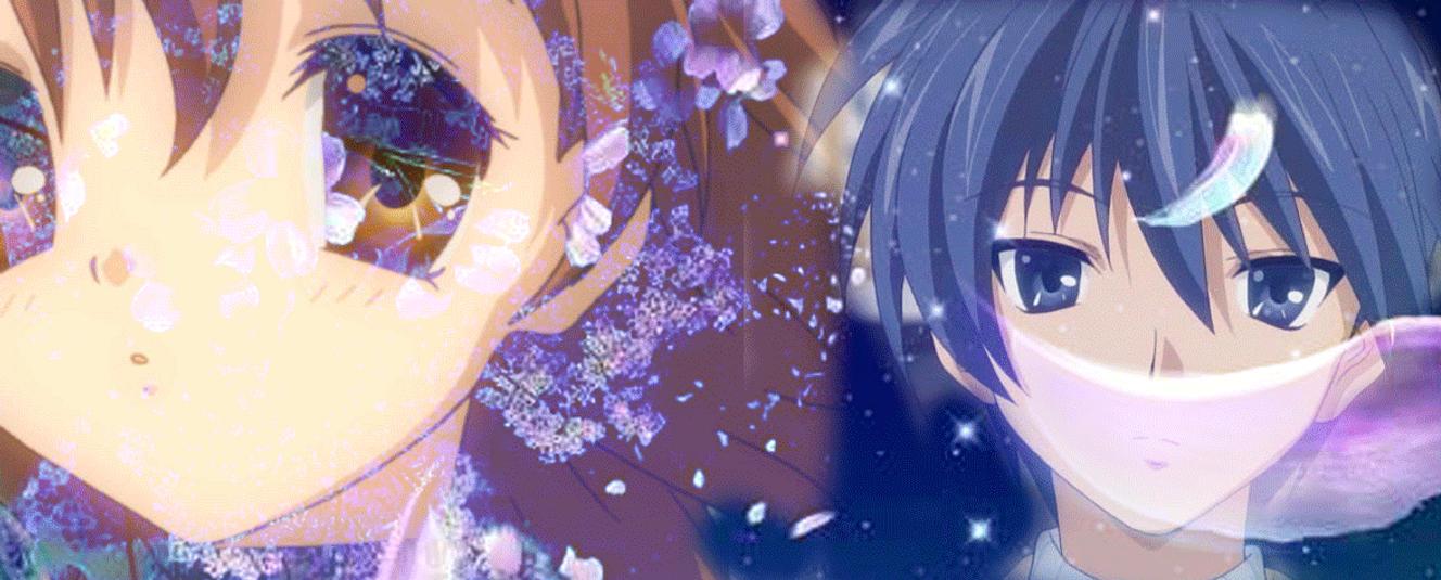 Tomoya X Nagisa -Clannad by April-Roses on DeviantArt