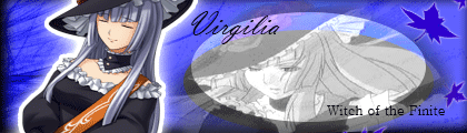 Virgilia, Witch of the Finite by April-Roses
