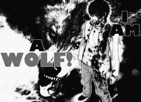 I Am A WOLF by WittyBear93