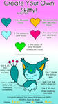 Create your own skitty meme by WittyBear93