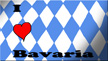 I love Bavaria - STAMP by StanHoneyThief