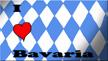 I love Bavaria - STAMP by StanHoneyThief
