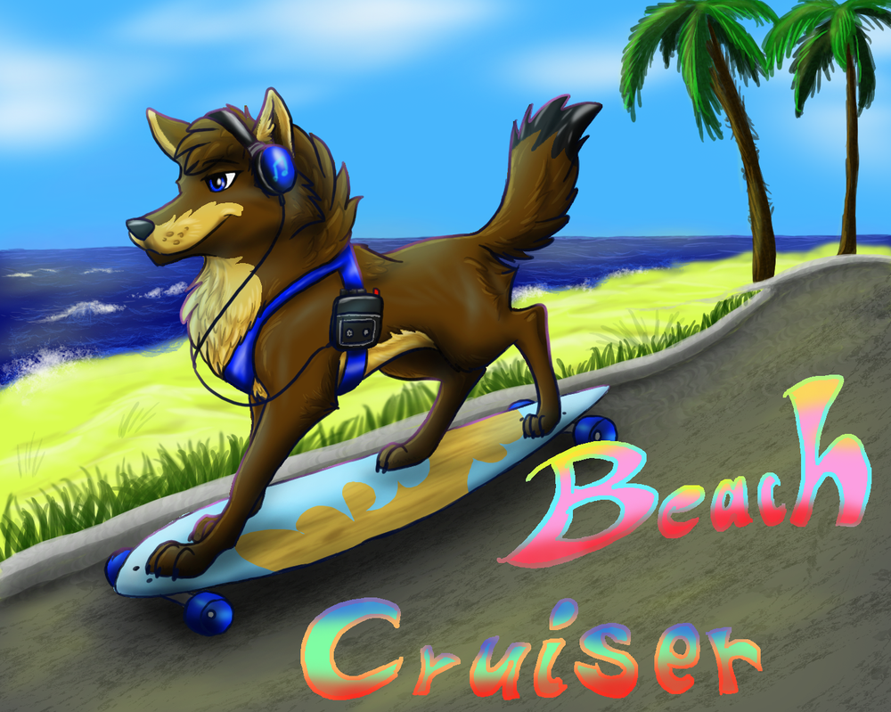 Beach Cruiser by StanHoneyThief