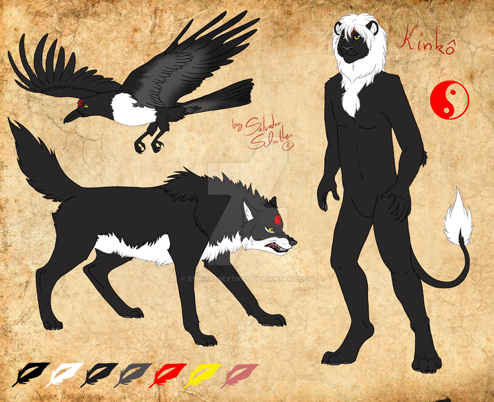kinko the shape shifter reference sheet commi by stanhoneythief