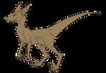 Caniraptor base - PTU