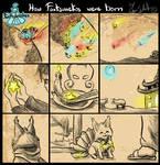 How fantsunekos were born