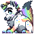 White outline icon by StanHoneyThief