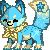 YCH : pixel icon for xXXMizanXXx by StanHoneyThief