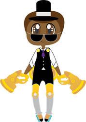 Fanart Friday! Lucio! by TeenyBopperStudios