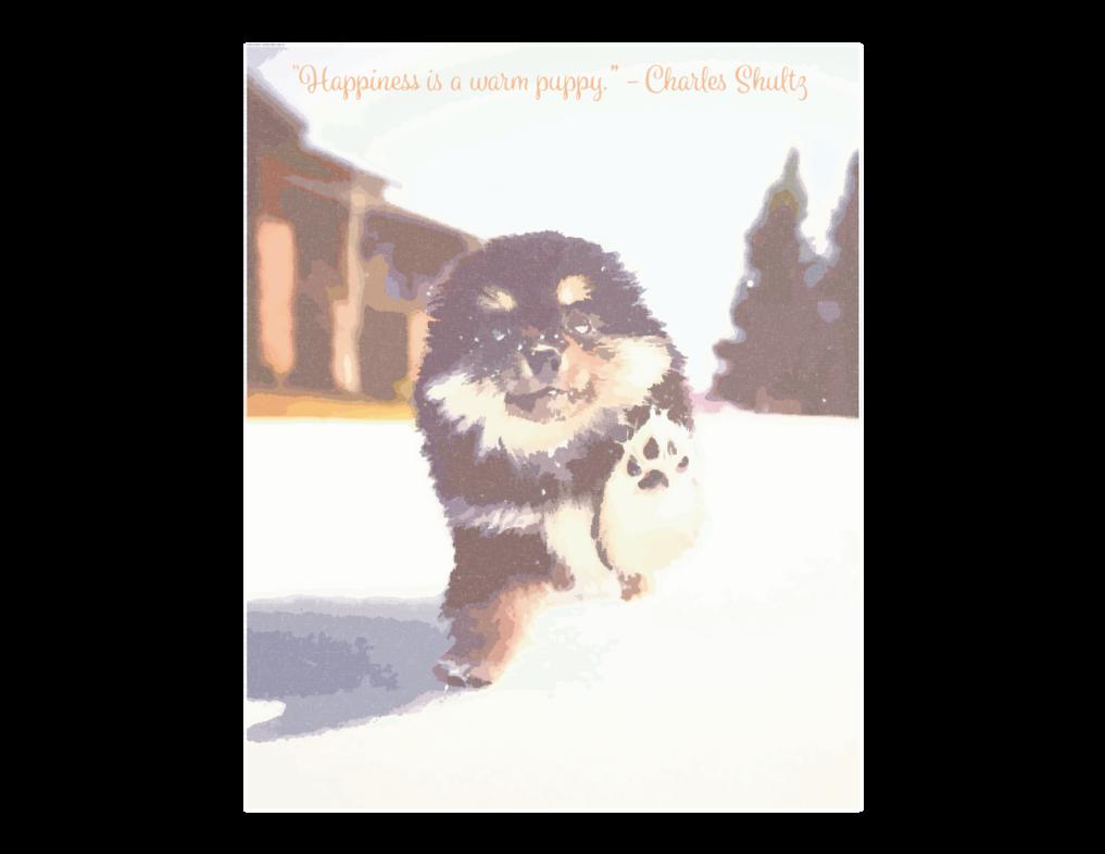 Heckin Dog by TeenyBopperStudios