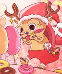 One Piece : HBD Chopper