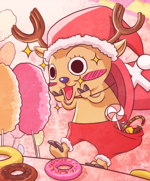 One Piece : HBD Chopper by pisaj-elf