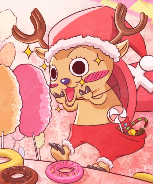 One Piece : HBD Chopper by pisaj-elf
