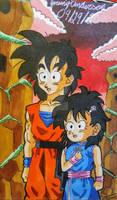 Dragon Ball Super Movie Fan Art :